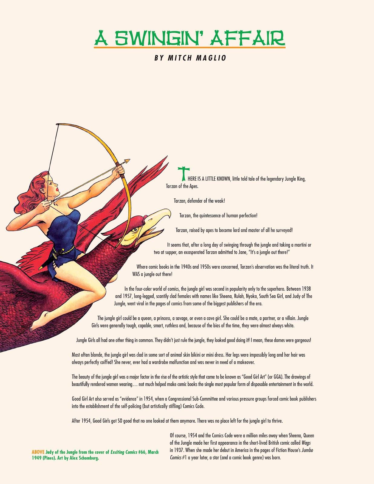 Read online Jungle Girls comic -  Issue # TPB (Part 1) - 7