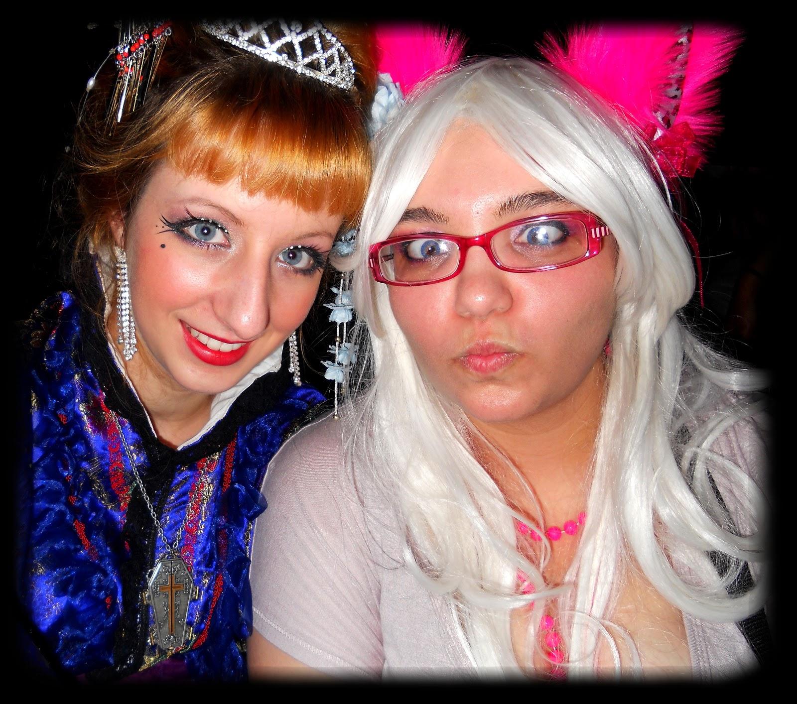 弗罗拉*Kamihana-Shi*神花死: Halloween Party @ Tokyo Decadance