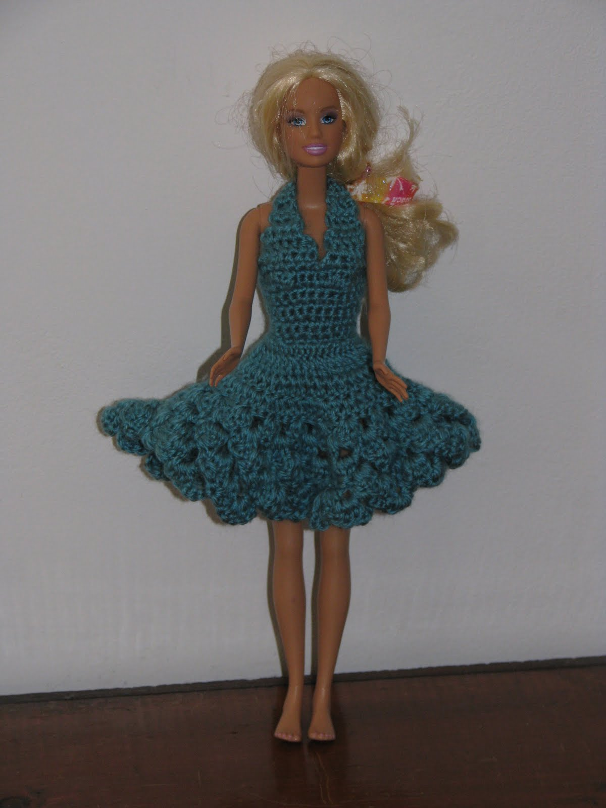 Craft Attic Resources Barbie Spring Dress