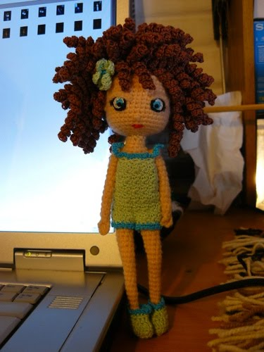 Craft Attic Resources Crochet And Knit Doll Free Patterns