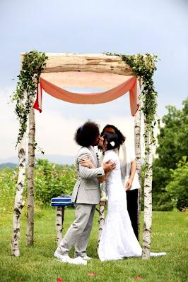 Real wedding: Brett + Adam 5