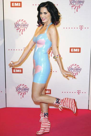 K3chocolate Katy Perry S Latex Dresses