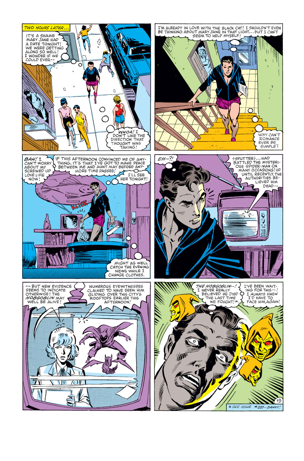 The Amazing Spider-Man (1963) 259 Page 19