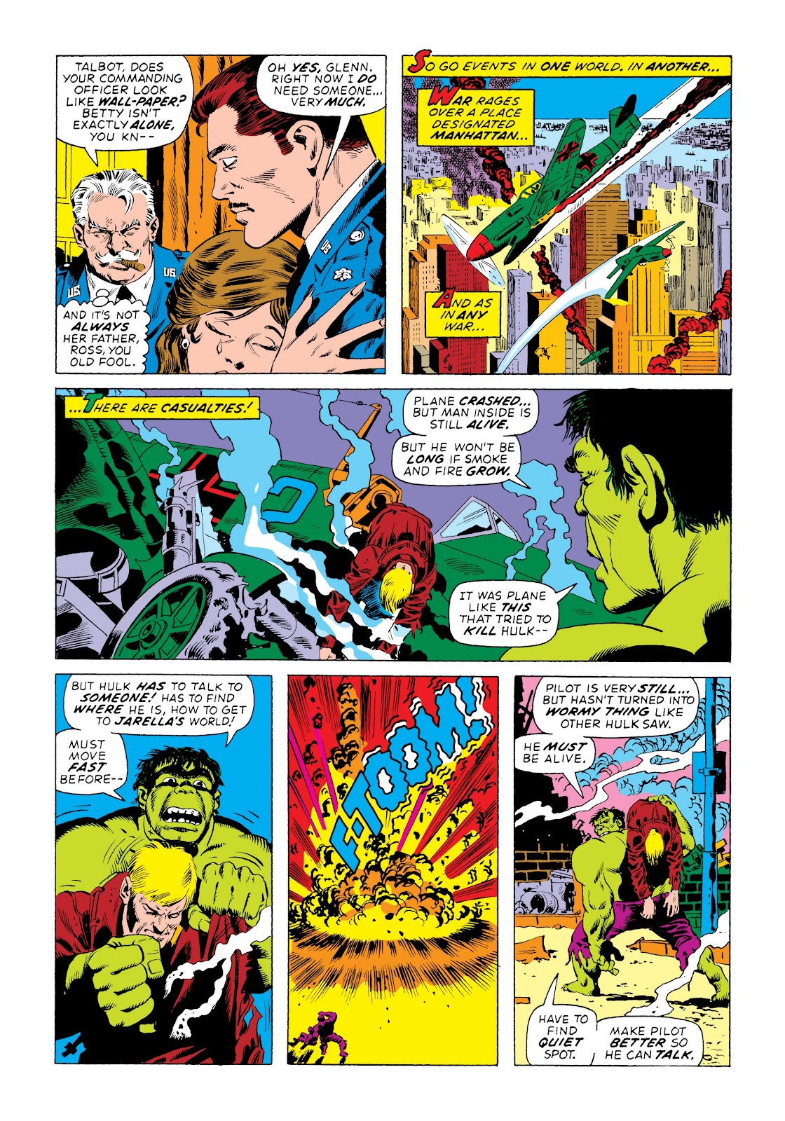 Read online Marvel Masterworks: The Incredible Hulk comic -  Issue # TPB 8 (Part 3) - 48