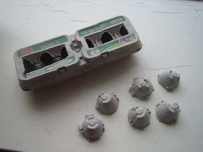 Easy Instructions for making a DIY Egg Carton Caterpillar
