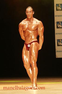 July 2010 | Bodybuilders & Muscle Men