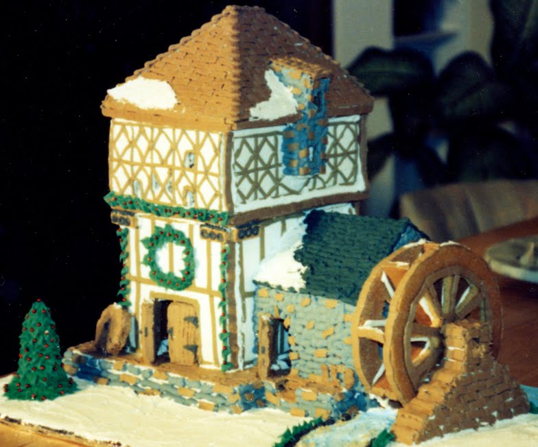 Mighty Lists 15 Spectacular Gingerbread Houses