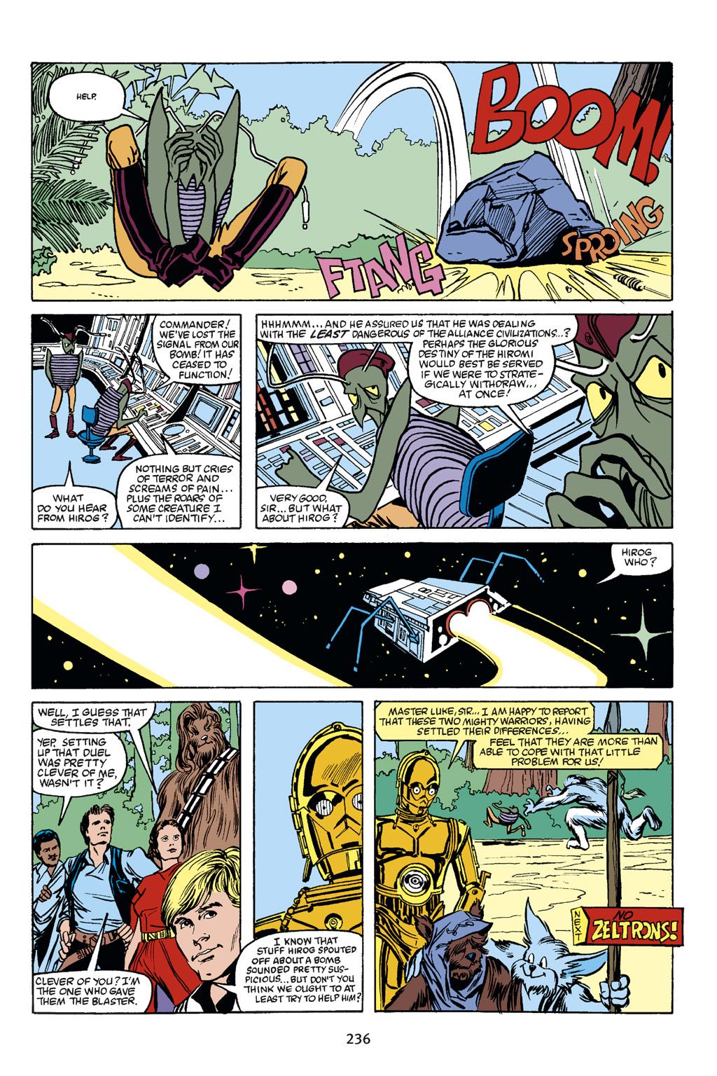Read online Star Wars Omnibus comic -  Issue # Vol. 21 - 227