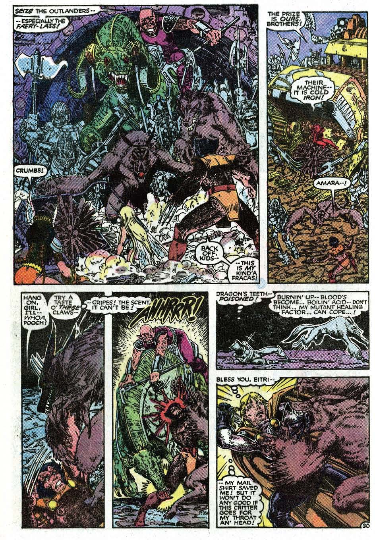 Read online Uncanny X-Men (1963) comic -  Issue # _Annual 9 - 32