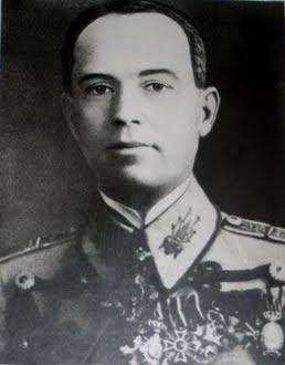 Maresalul Ion Antonescu tanar