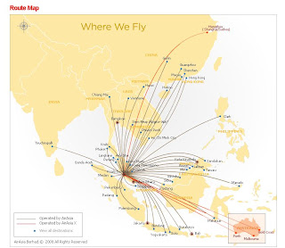 airline flights asia