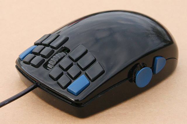 Tech World Warmouse Announced Meta 18 Button Mouse Gaming Mouse
