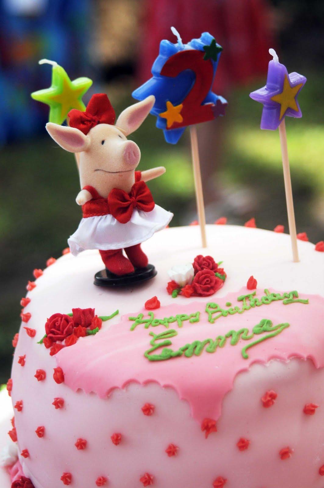 Kara S Party Ideas Olivia The Pig Birthday Party Kara S