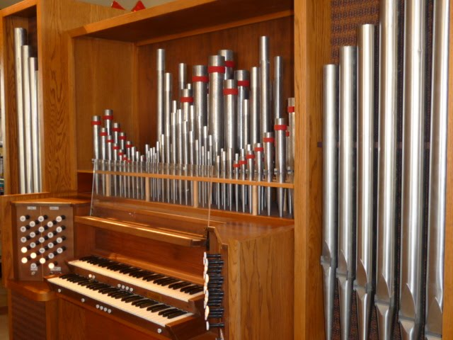 RODGERS 205 COMBINATION PIPE ORGAN