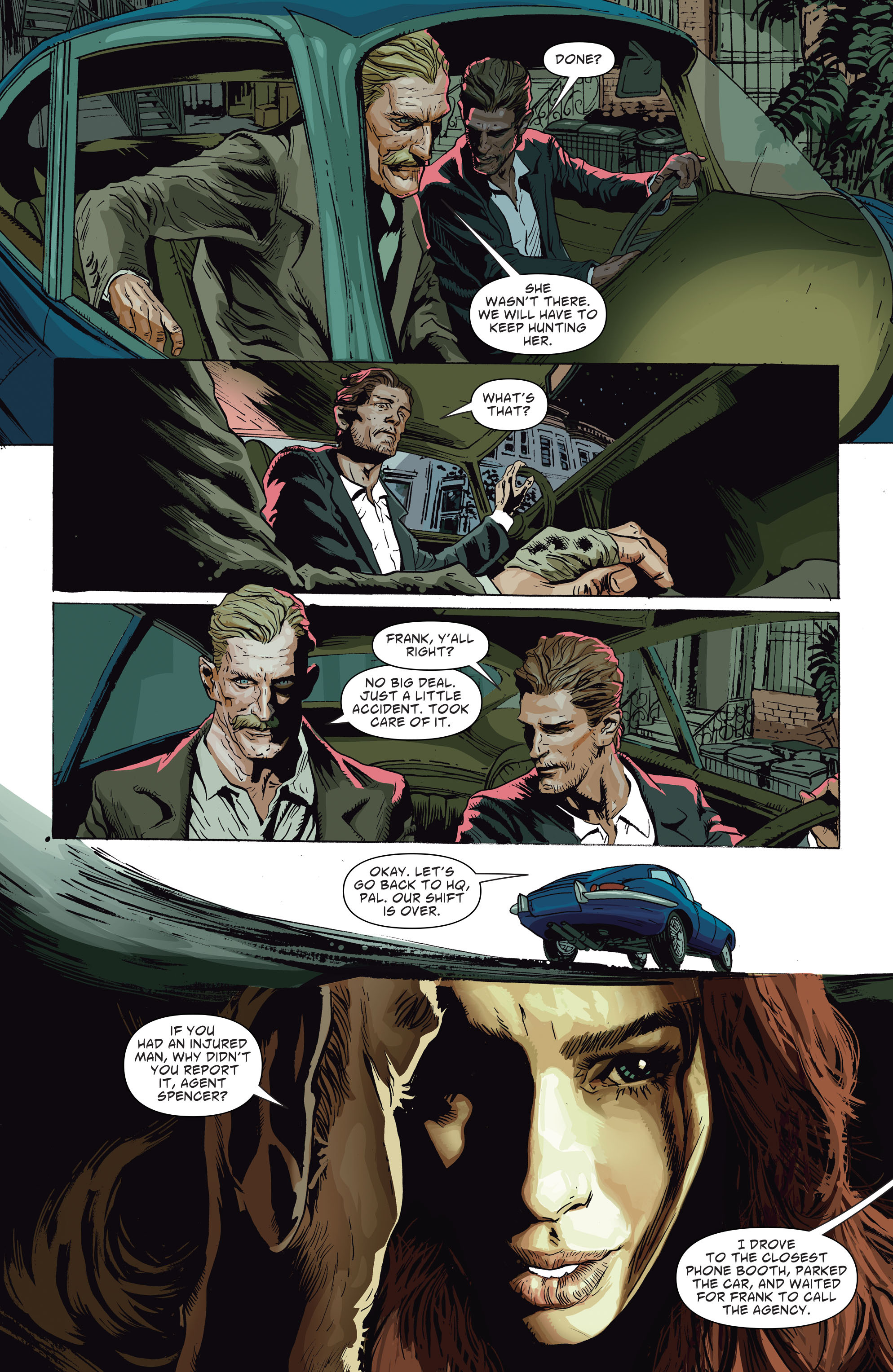 Read online American Vampire: Anthology comic -  Issue #2 - 67