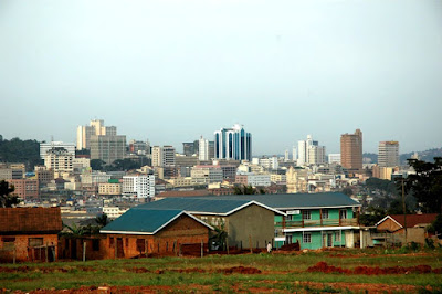 Kampala, Capital city of Uganda