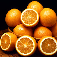 Sweet oranges are good source of vitamin C and help in preventing scurvy