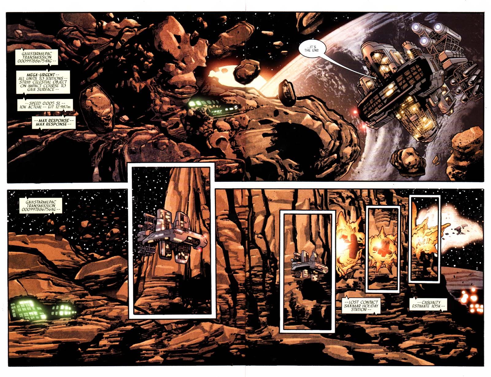 Read online Sigil (2000) comic -  Issue #23 - 6
