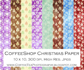 Christmas Textures.The Coffeeshop Blog Coffeeshop Christmas Textures Paper