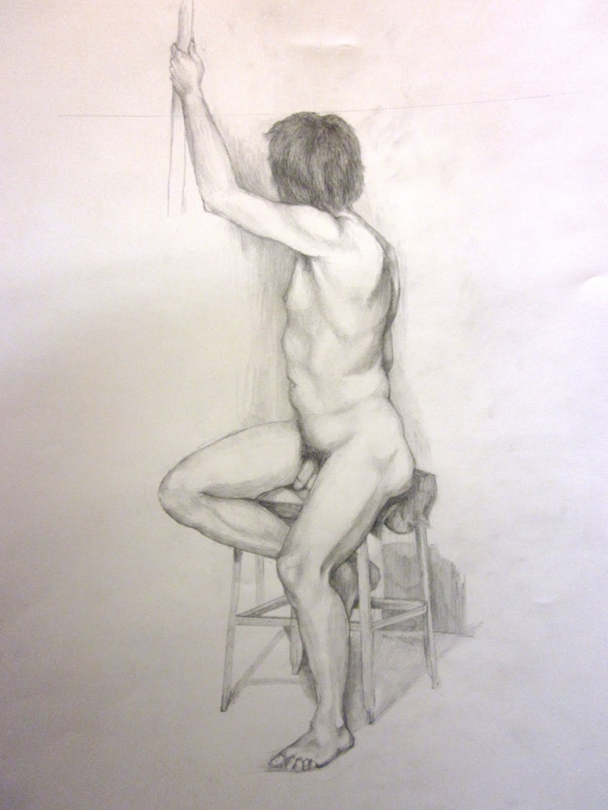 How To Draw A Naked Man 44