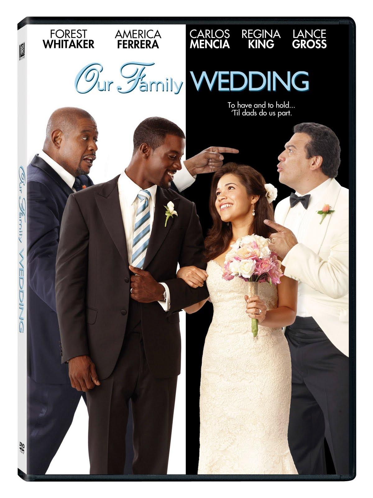 JAM Movie Reviews: JAM Reviews Our Family Wedding From