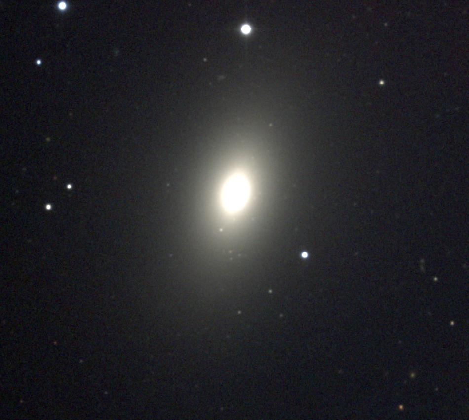Astrofsica y Fsica Clasificacin de las galaxias segn