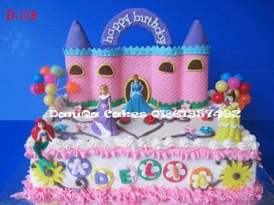 Istana Kue Kue Ultah