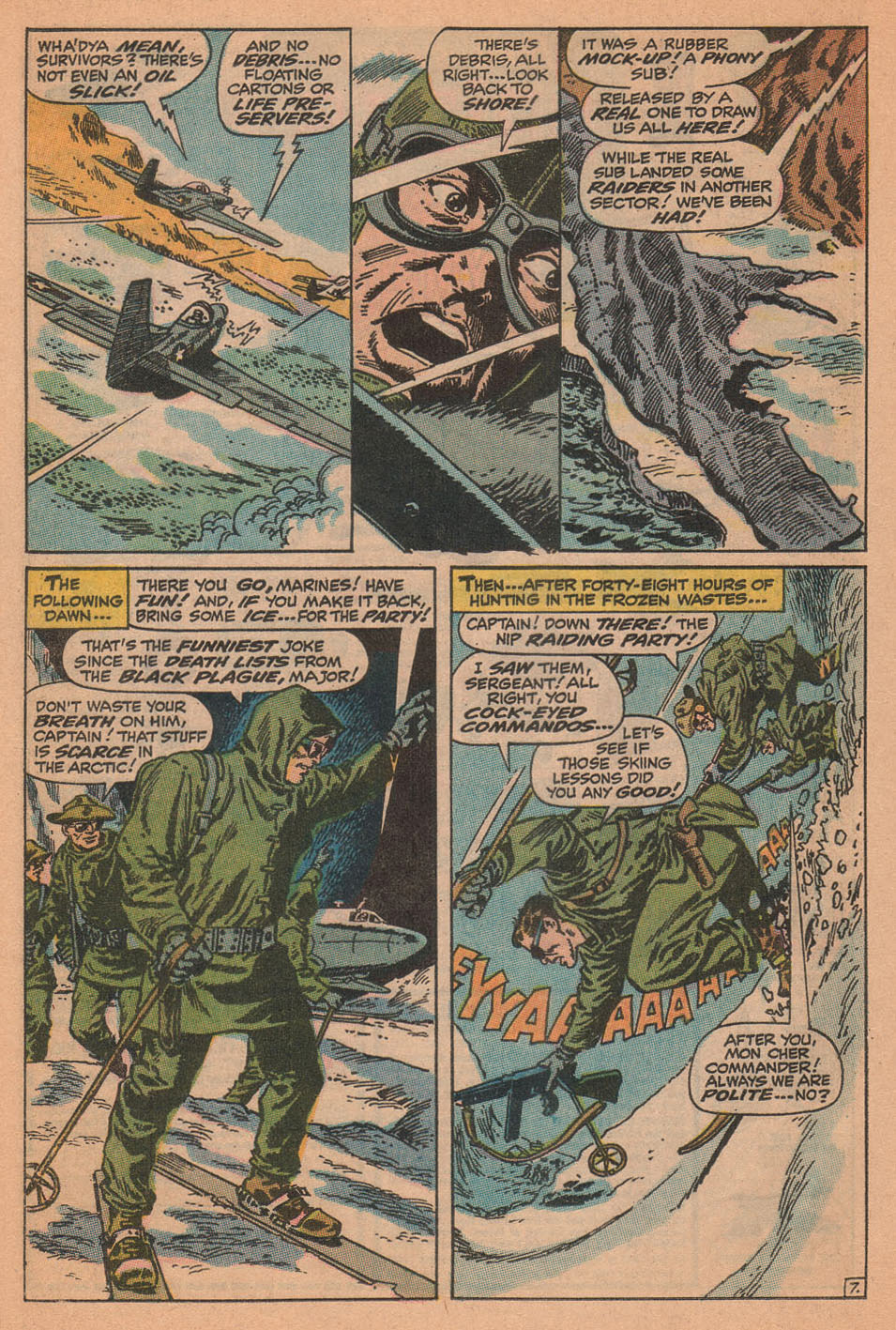 Captain Savage and his Leatherneck Raiders issue 16 - Page 12