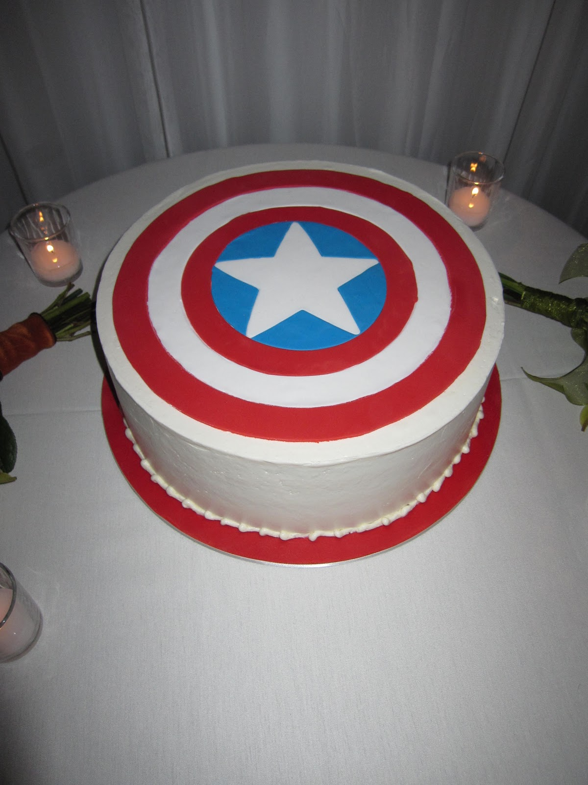 Captain America Kuchen Captain America Birthday Sheet Cakes
