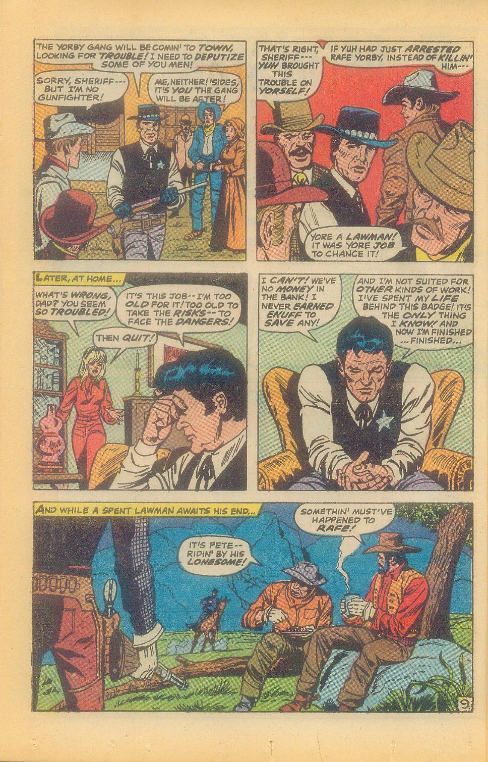 The Rawhide Kid (1955) issue 92 - Page 12