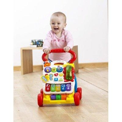 Macam-Macam-Ada: Vtech First Steps Baby Walker