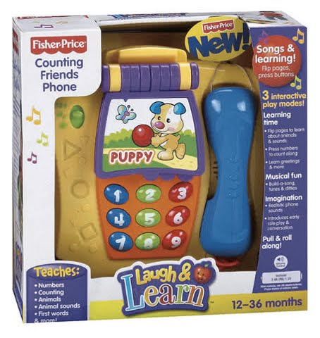 Macam Macam Ada Fisher Price Laugh Amp Learn Counting