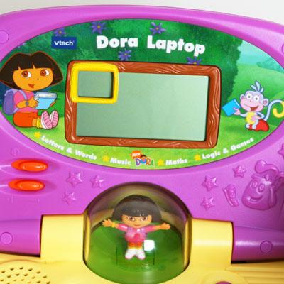 Macam Macam Ada Vtech Dora Learning Laptop