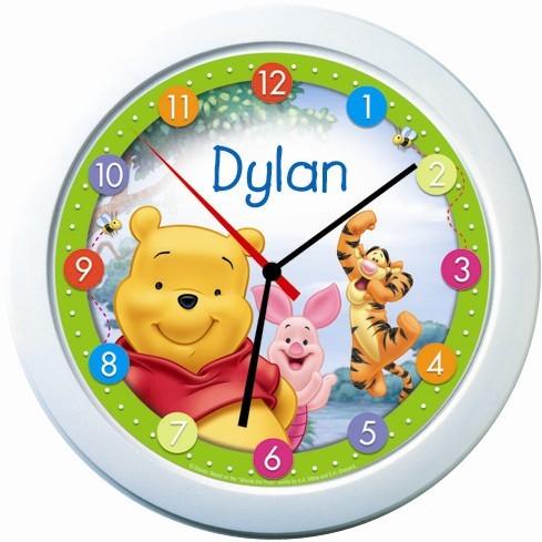 Branded Pre Loved Shoppe Disney Winnie The Pooh Clock