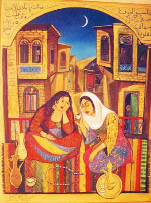معتقدات عراقيه جميله