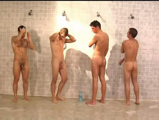 forced shower gay porn