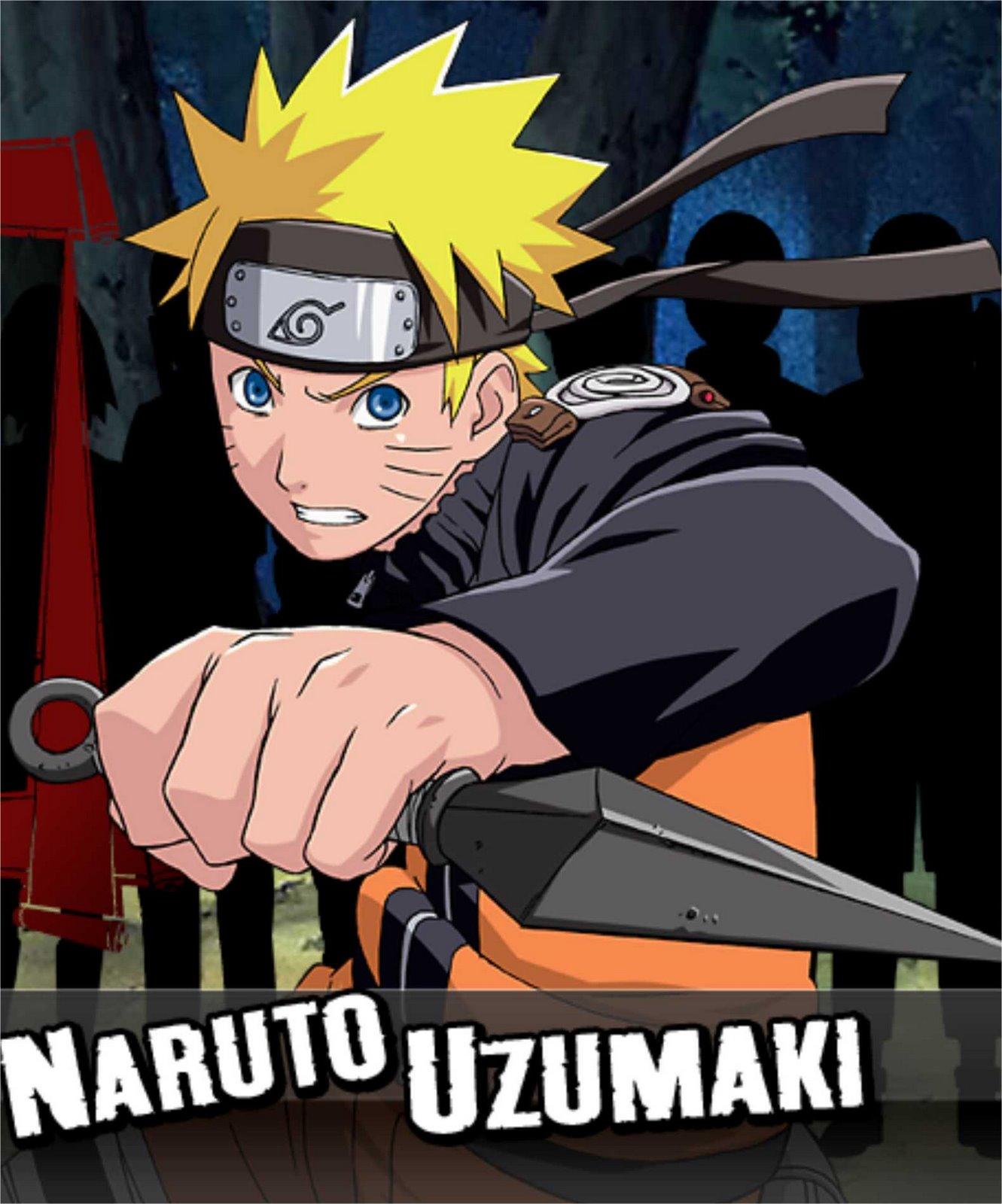 Personajes De Naruto Naruto: TODOS LOS PERSONAJES ANIME NARUTO SHIPPUDEN