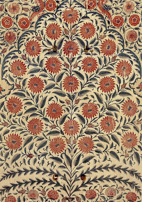 William Morris Fan Club Mughal Empire Florals At The V Amp A