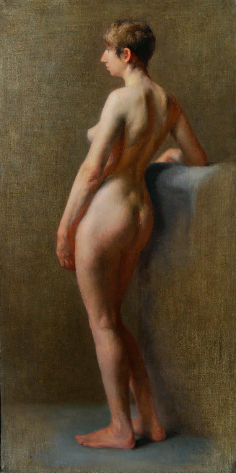 Isabel Garcia Lorca Nude artodyssey: zoey frank