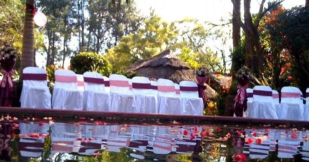 Wedding Complete: Zimbabwe Garden Weddings