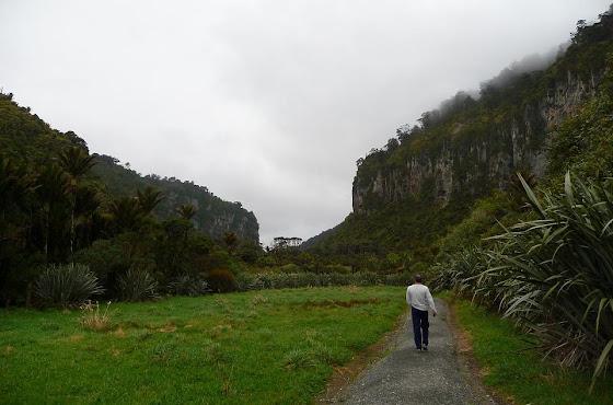 Más scenic views de la Isla Sur