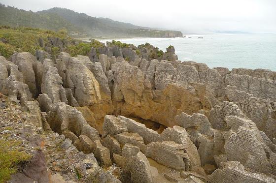 Scenic Reserve en Isla Sur Nueva Zelanda
