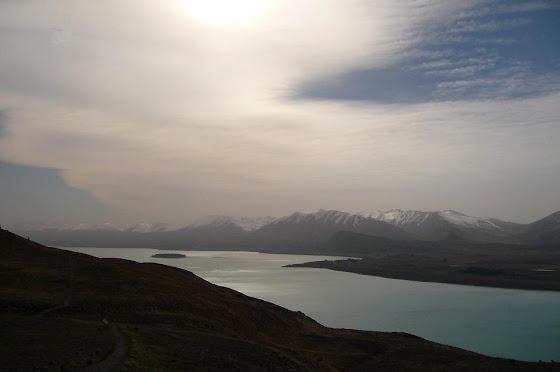 Nueva Zelanda - Isla Sur