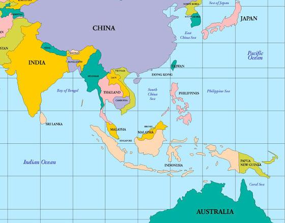 Mapa de sitios