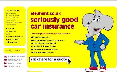 Elephant Car Insurance Online Reviews Of Website Elephant Co Uk