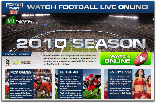 live nfl streaming