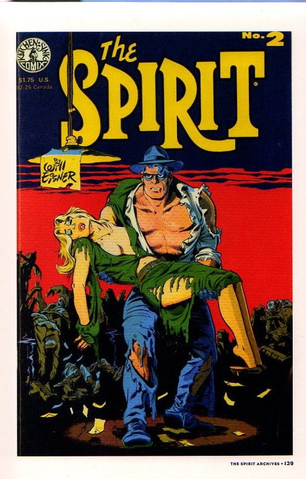 Read online Will Eisner's The Spirit Archives comic -  Issue # TPB 26 (Part 2) - 46