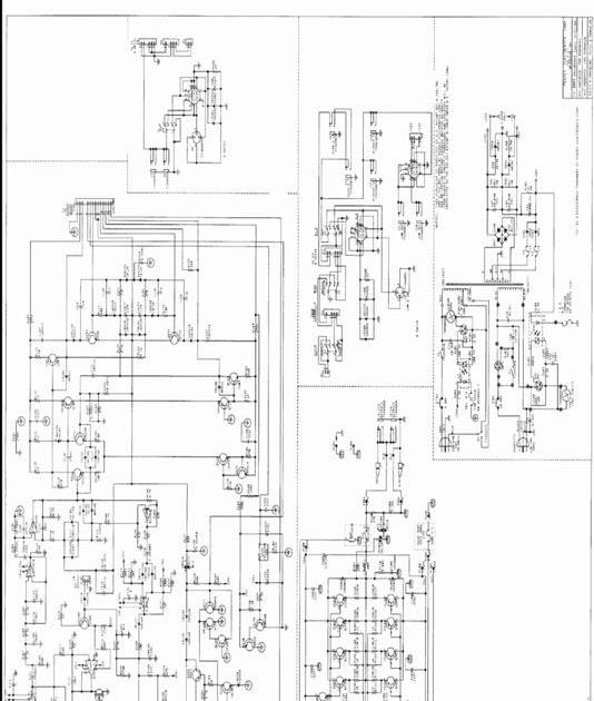 Skema Audio Power Amplifier Skema Ampli Peavey Cs 800