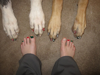 Does Paint Go Bad >> Life With Big Dogs!: It's That Time of Year......