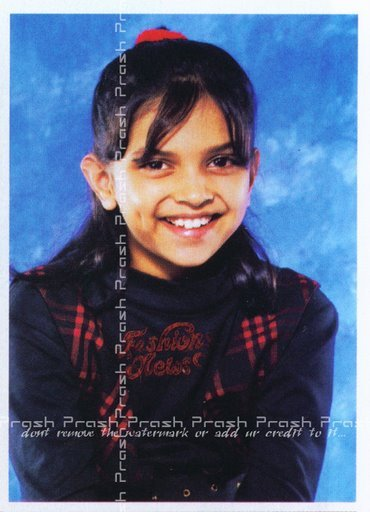 Deepika Padukone | WCWK - When Celebrities Were Kids